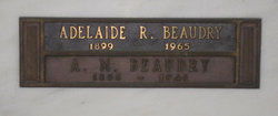 Adelaide R Beaudry