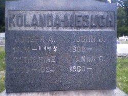 Catherine Anastasia Kate <i>Shomonski</i> Kolanda