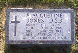 Fr Augustine Jones