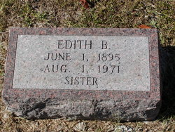 Zaphora Edith Baldwin