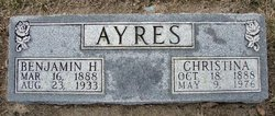 Christina J. <i>Petersen</i> Ayres