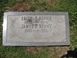 Edith T. Benny