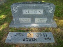 Ada <i>Gott</i> Alton