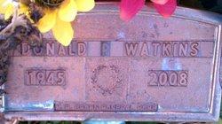 Donald P Watkins
