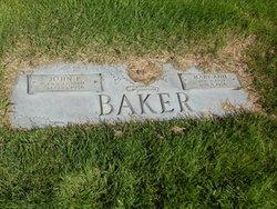Mary Ann <i>Bunting</i> Baker