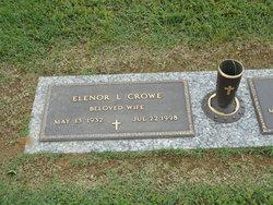 Elenor L Crowe