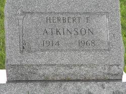 Herbert Franklin Atkinson