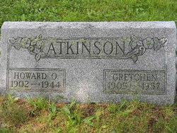 Howard O Atkinson