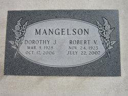 Dorothy Jean <i>Stevens</i> Mangelson