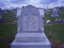 Cora B <i>Kirkpatrick</i> Rea