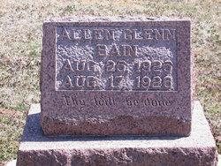 Allen Glenn Bain
