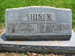 Irving J Pat Shiner