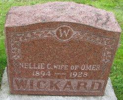 Nellie Charlotte <i>Marks</i> Wickard