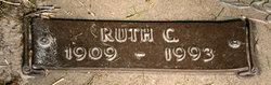 Ruth C. <i>Bratcher</i> Carter