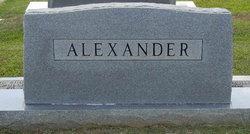 Carolyn <i>Stebbins</i> Alexander