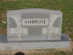 Frank H. Ambrose