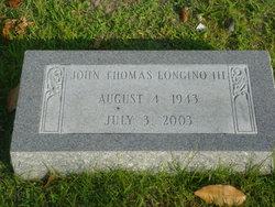 John Thomas Longino, III