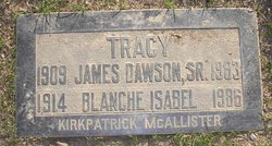 Blanche Isabel Tracy