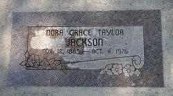 Nora Grace <i>Taylor</i> Jackson