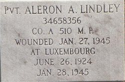 Aleron A Lindley