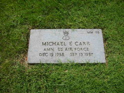 Michael Everette Carr