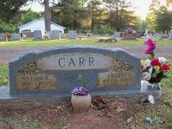 William R Carr