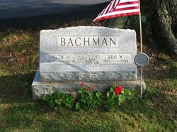 Ruth <i>Knef</i> Bachman