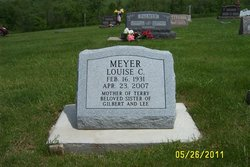 Louise C. <i>Hansel</i> Meyer