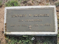 Stanley W. Rusmisel