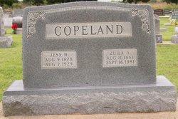 Zuila A. <i>McBride</i> Copeland