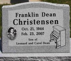 Franklin Dean Christensen