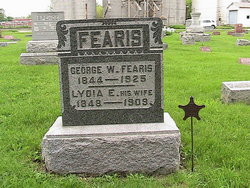 Lydia E <i>Stone</i> Fearis