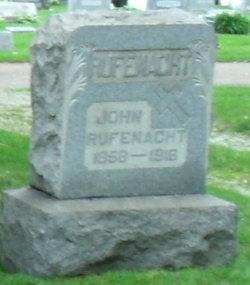 John Rufenacht