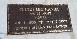 Cletus Leo Hansel