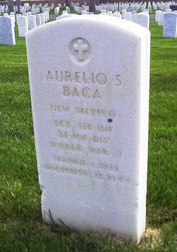 Sgt Aurelio S Baca