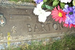 Mrs Shirley Jean <i>Christmas</i> Barton