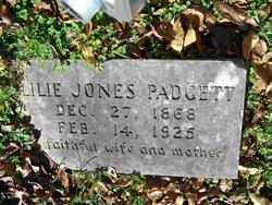 Lillie Parthenia <i>Jones</i> Padgett