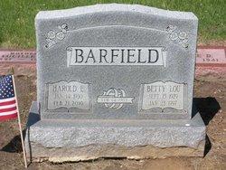 Harold E. Barfield