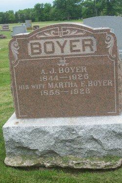 Andrew Jackson Boyer