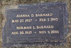 Joanna D. Finlay <i>Damman</i> Barnard