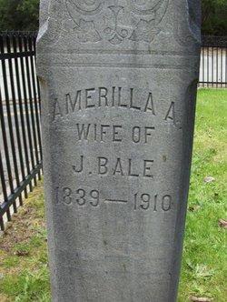 Amerilla A <i>Weller</i> Bale