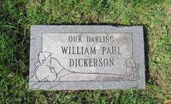 William Paul Will Dickerson