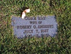 Cora Estelle <i>Ray</i> Andrews