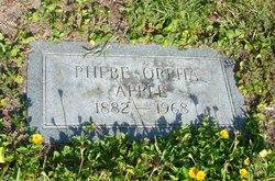 Phebe Orpha Pickering <i>Monical</i> Apple
