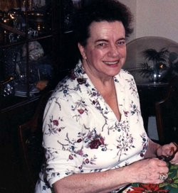 Muriel Eleanor Mickey <i>Robinson</i> Williamson