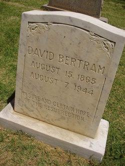 David Paul Janish Bertram
