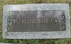 James Gaither Berry