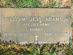 William Jess Adams, Jr