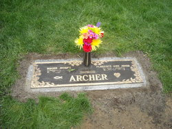 Florence Ann <i>Jones</i> Archer