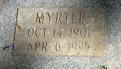 Myrtle E. <i>Cullers</i> Glatz